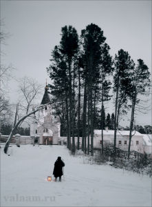 starting a journey by Hieromonk Savvaty (Valaam Monastery)