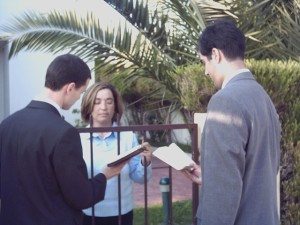 Jehovahs Witnesses evangelizing (from wikipedia)