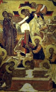 Holy Friday icon
